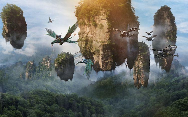 Risultati immagini per hallelujah mountains avatar