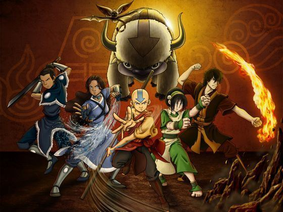 Avatar: The Last Airbender What Avatar The Last Airbender Character Are You Playbuzz