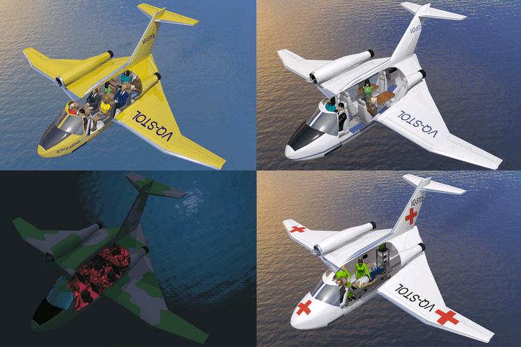 AVCEN Jetpod Jetpod Air Taxi Prototype39s Crash Claims Inventor39s Life Popular