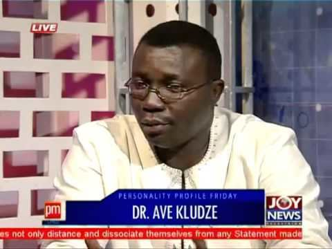 Ave Kludze Personality Friday with Dr Ave Kludze PM Express 4512 YouTube