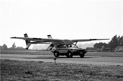 AVE Mizar AVE Mizar 1973 The Flying Pinto
