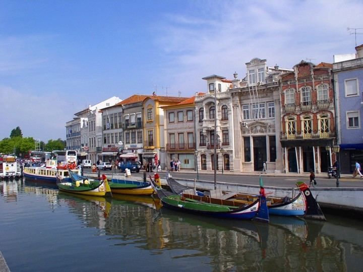 Aveiro, Portugal Tourist places in Aveiro, Portugal