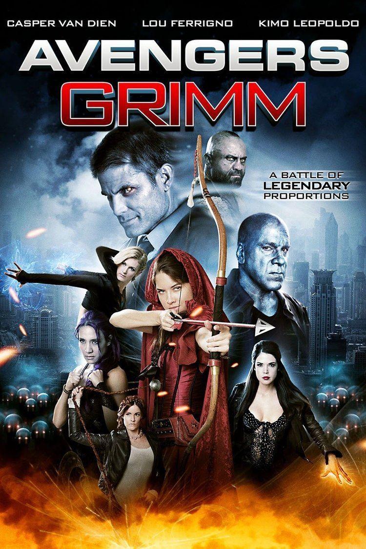 Avengers Grimm wwwgstaticcomtvthumbmovieposters11475618p11