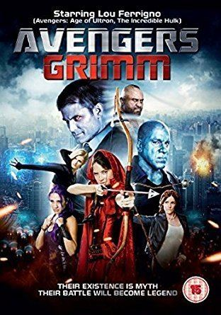 Avengers Grimm Avengers Grimm DVD Amazoncouk Lou Ferrigno Casper Van Dien