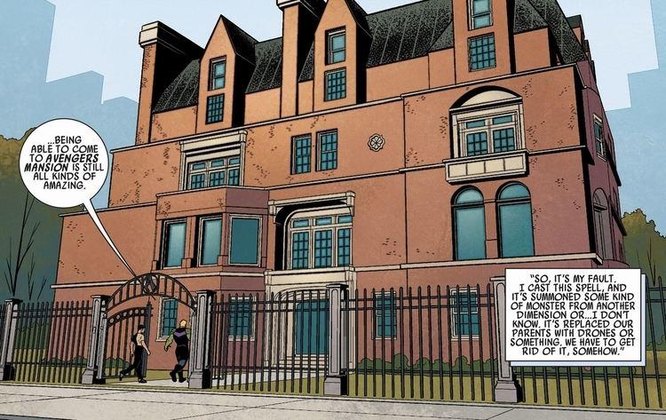 Avengers Mansion - Alchetron, The Free Social Encyclopedia