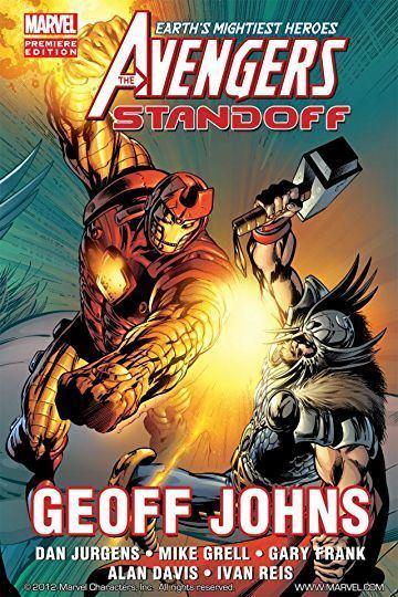 Avengers: Standoff! Avengers Standoff Comics by comiXology