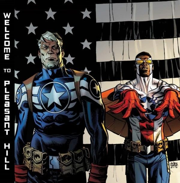 Avengers: Standoff! What Can We Learn From This Look At Avengers Standoff Welcome To