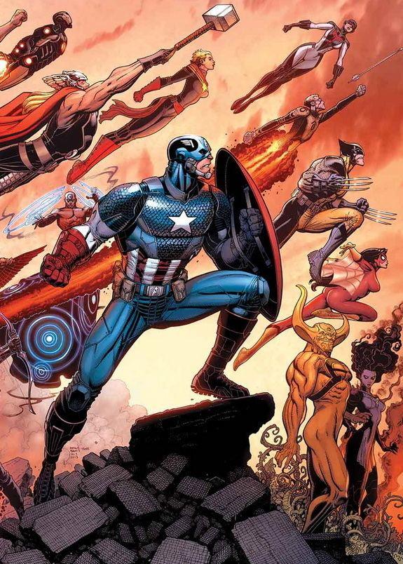 Avengers World - Alchetron, The Free Social Encyclopedia