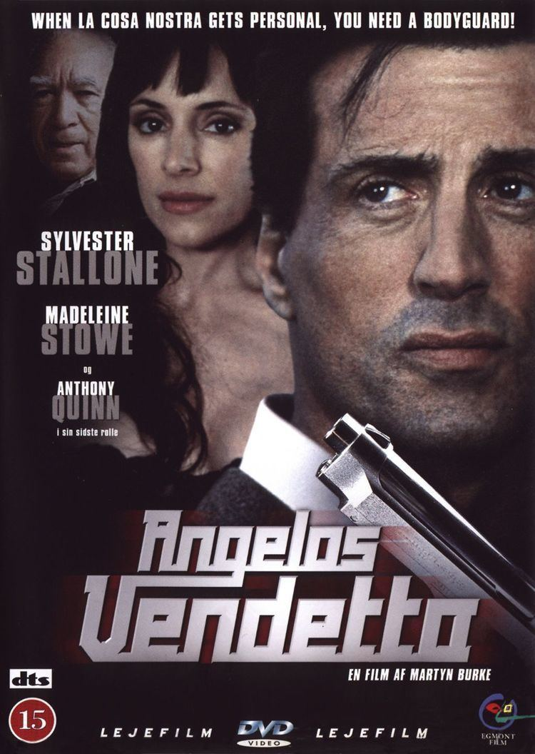 Avenging Angelo Film Thoughts THE SYLVESTER SEMESTER Avenging Angelo 2002