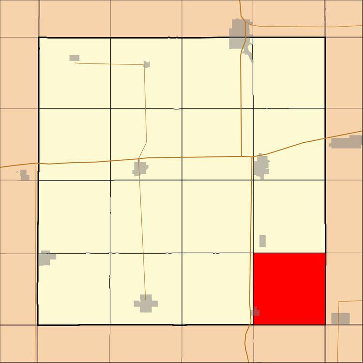 Avery Township, Hancock County, Iowa