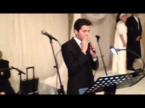 Avi Peretz (singer) Avi Peretz singing mekudeshet from itzik orlev YouTube