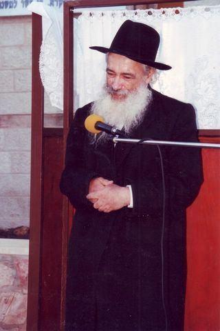 Avigdor Nebenzahl Jerusalem Haredim Call Off NonKosher Food Festival