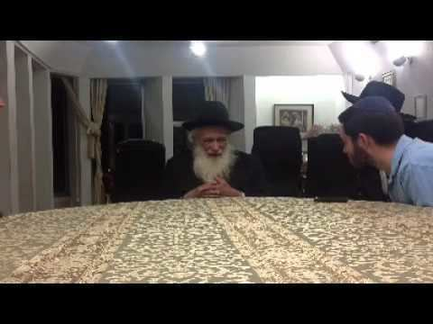 Avigdor Nebenzahl Rabbi Avigdor Nebenzahls Inspiration YouTube