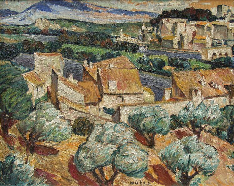 Avignon Beautiful Landscapes of Avignon