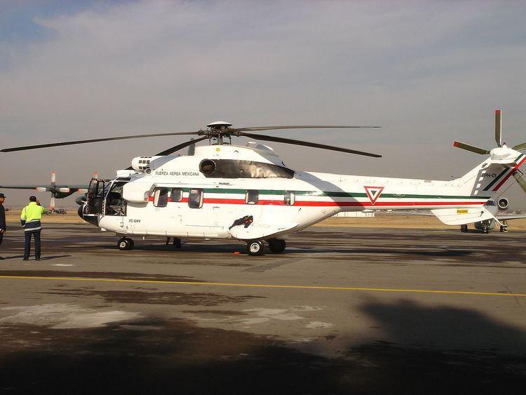 Avion Presidente Juarez