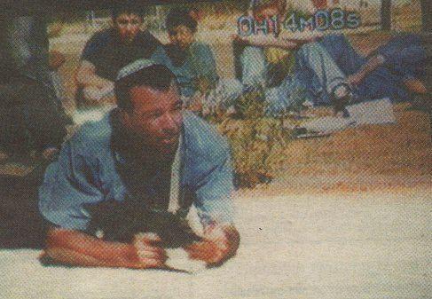 Avishai Raviv IMW The Israel Government Announces in Shock