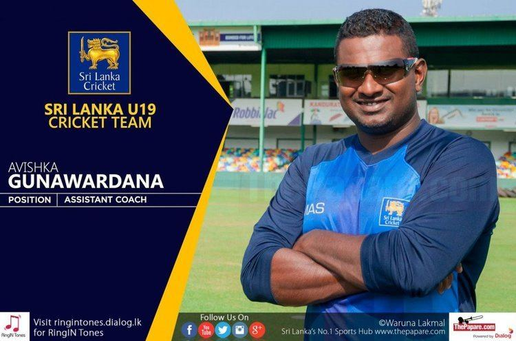 Avishka Gunwardena and Roy Dias appointed youth coaches ThePaparecom