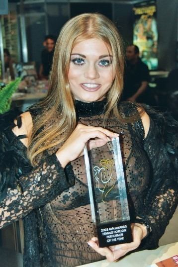 AVN Award for Female Foreign Performer of the Year
