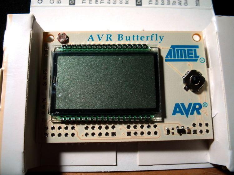 AVR Butterfly