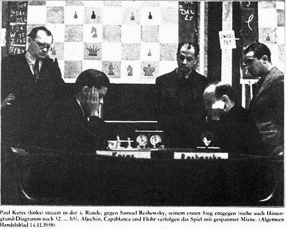 AVRO 1938 chess tournament wwwtabladeflandescomfrankmayerAVRO19381221jpg
