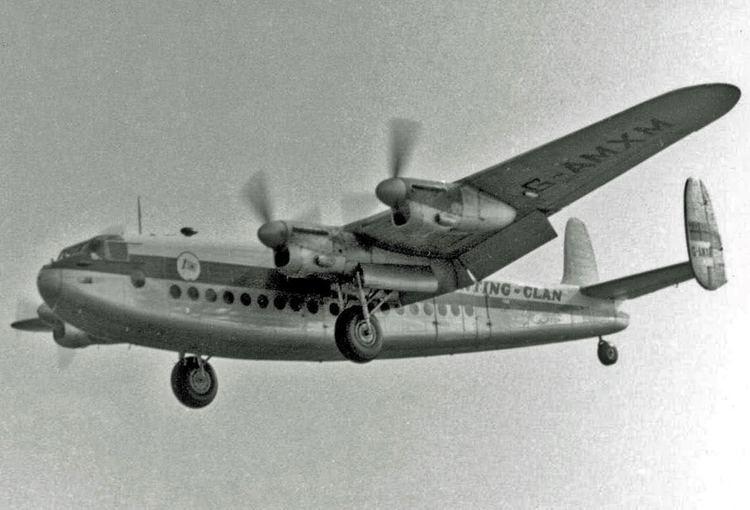 1945 Avro York crash