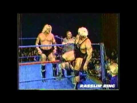 AWA All-Star Wrestling AWA All Star Wrestling March 6 1982 YouTube