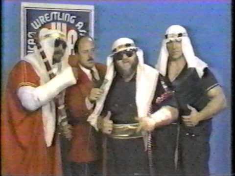 AWA All-Star Wrestling AWA AllStar Wrestling Part 2 YouTube