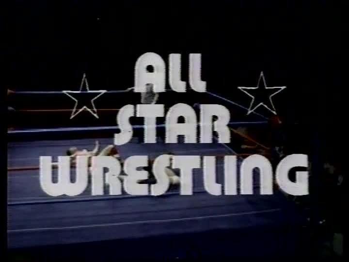 AWA All-Star Wrestling AWA AllStar Wrestling June 13th 1982 NWA Revived Fantasy