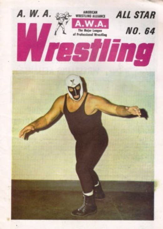 AWA All-Star Wrestling Pinterest The world39s catalog of ideas