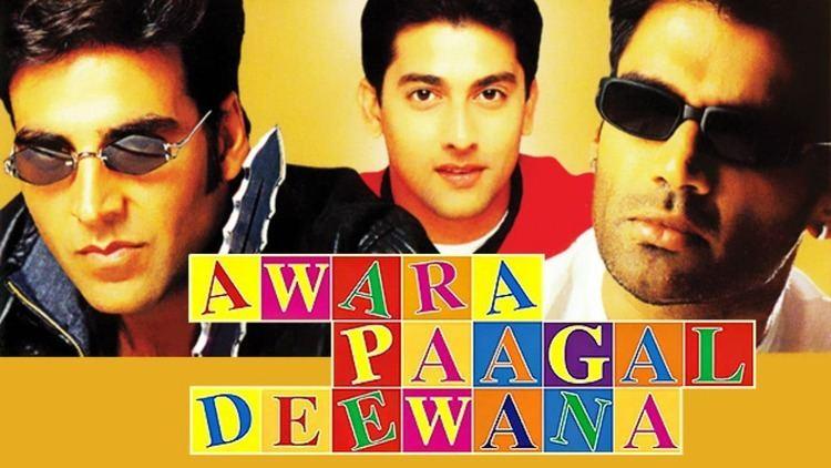 Awara Paagal Deewana Awara Paagal Deewana Full Movie Akshay Kumar Sunil Shetty