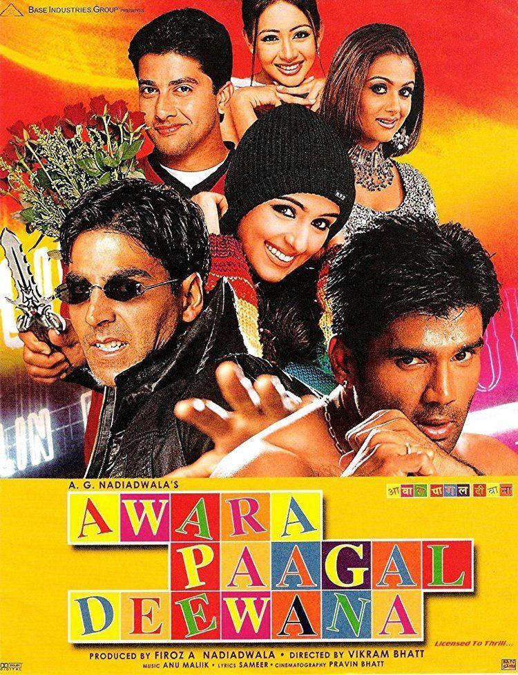 Awara Paagal Deewana Awara Paagal Deewana 2002 IMDb