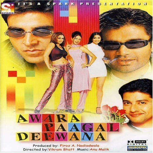 Awara Paagal Deewana Amazoncom Awara Paagal Deewana Movies TV