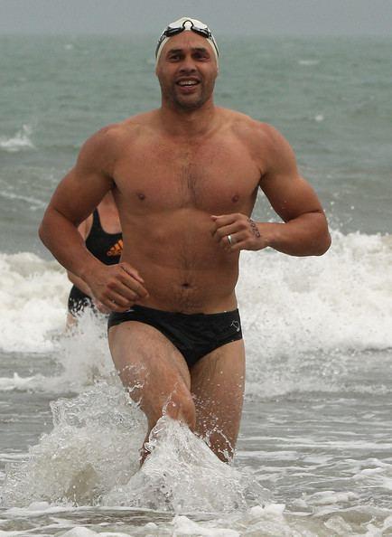 Awen Guttenbeil Awen Guttenbeil Pictures King Of The Bays Ocean Swim