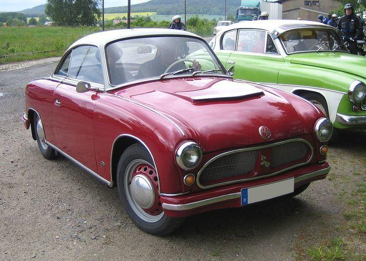 AWZ P70 Zwickau