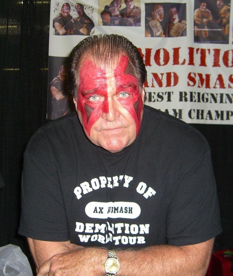 Ax (wrestler) Ax wrestler Wikipedia