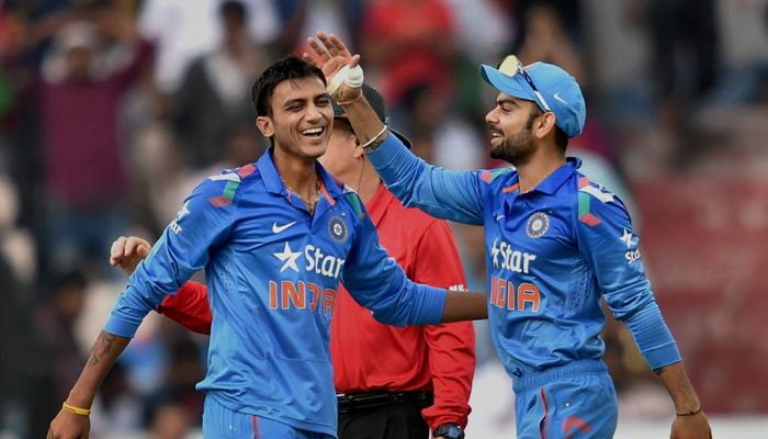 Virat Kohli lauds Axar Patel hints he might be part of WC plans