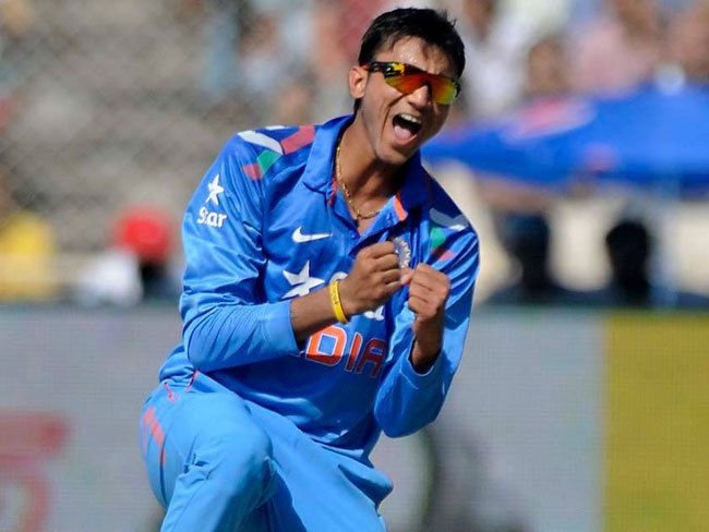 Im my own competition says accidental cricketer Axar Patel