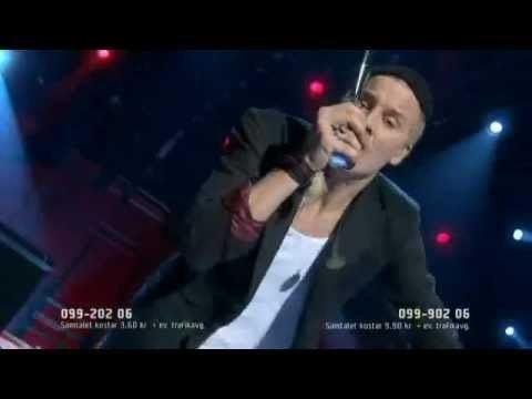 Axel Algmark Axel Algmark Kyss Mig Live Melodifestivalen 2012 YouTube