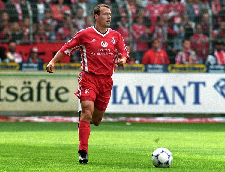 Axel Roos About Headcoach Axel Roos SFC Kaiserslautern