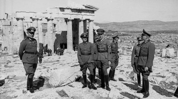 Axis occupation of Greece Germany Owes Greece 11 Billion Euros From the Nazi Occupation Loan
