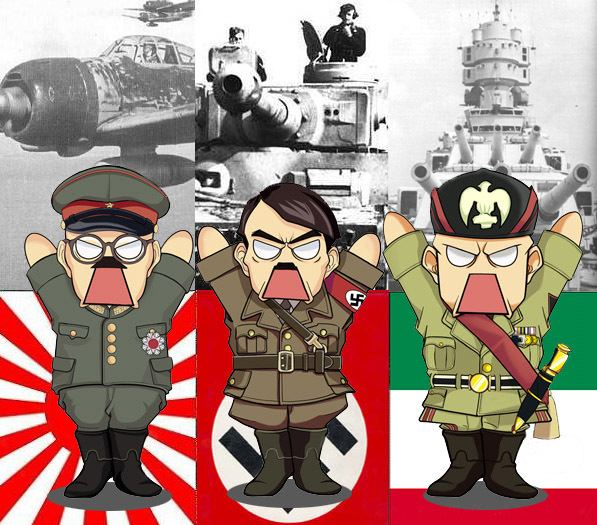 Axis powers Amazing Cultures The Axis Powers