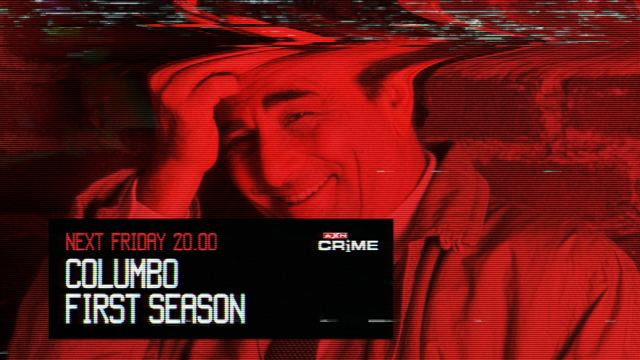 AXN Crime Axn Crime Santi Zoraidez Art Director amp Designer