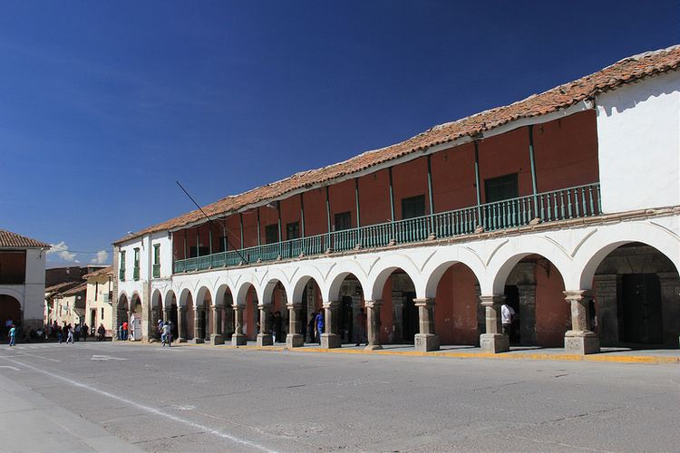 Ayacucho in the past, History of Ayacucho