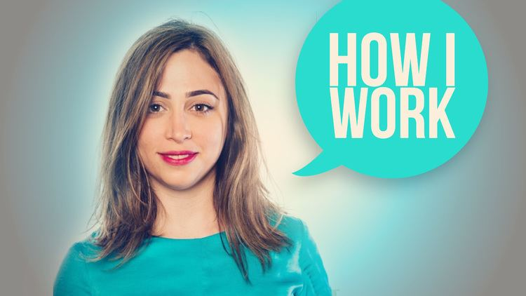 Ayah Bdeir I39m Ayah Bdeir CEO of littleBits and This is How I Work
