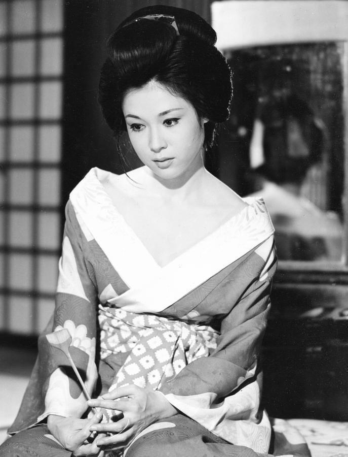 Ayako Wakao Ayako Wakao by Dan Twyman