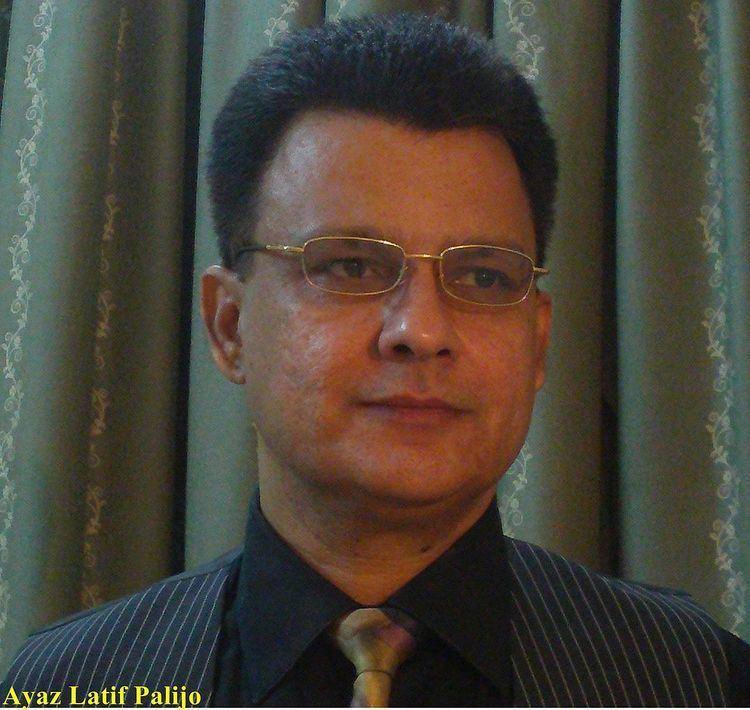 Ayaz Latif Palijo FileAyaz Latif Palijo Advocate Central President Awami