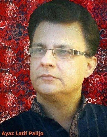 Ayaz Latif Palijo Ayaz Latif Palijo expresses his heartfelt sympathy and