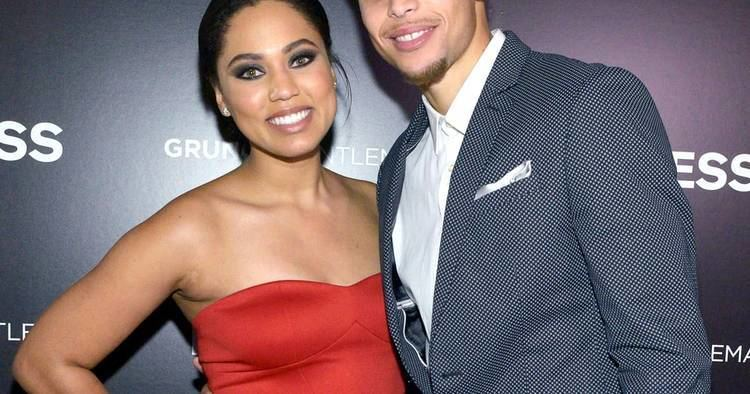 Ayesha Curry Stephen Curry Pregnant Wife Ayesha39s Baby Gender Revealed a Girl
