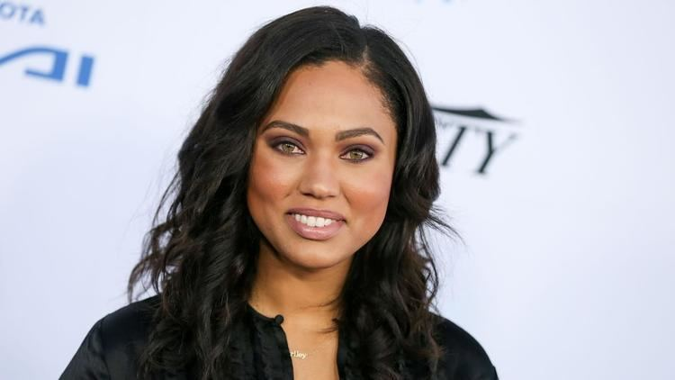Ayesha Curry Ayesha Curry sparks heated Twitter debate after tweeting about