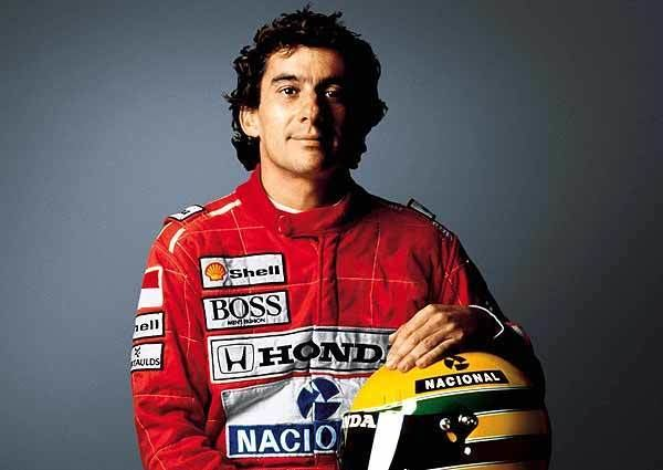 Ayrton Senna Ayrton Senna F1 World Champion to Have Range of Products